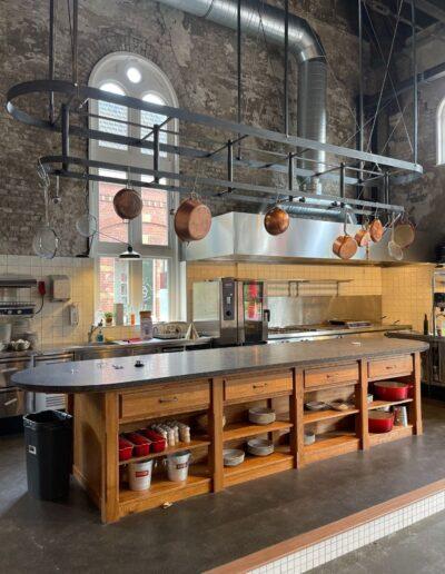 keuken cantine