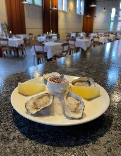 Oesters Cantine